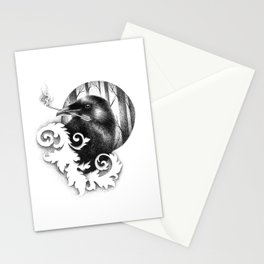 HUGINN Stationery Cards
