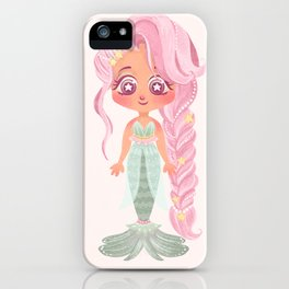 Candy Mermaids: Licorice iPhone Case