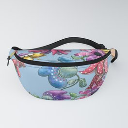 I Love the Flower Girl Fanny Pack