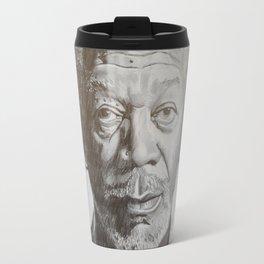 Morgan Freeman Travel Mug