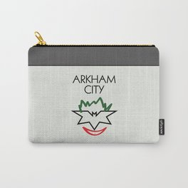 Arkham City Monopoly location Carry-All Pouch