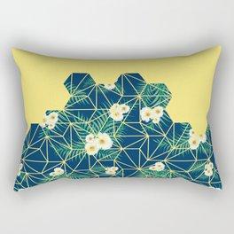 Tropical Tiles #society6 #decor #buyart Rectangular Pillow