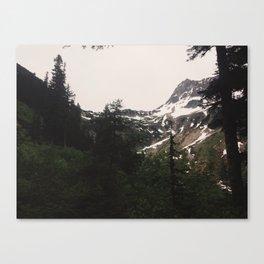 Cascade Pass Canvas Print