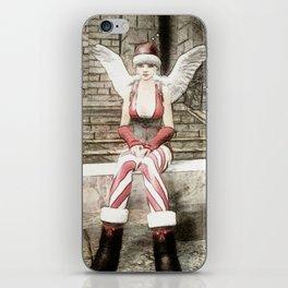 Happy christmas iPhone Skin