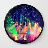 tool Wall Clocks featuring Tool  by Alicia