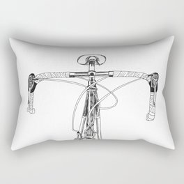 Handlebars Rectangular Pillow