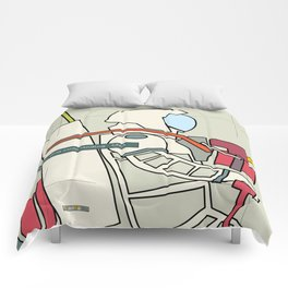 Astronaut 1969 Comforters