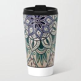 mandala1 Travel Mug