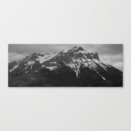 British Columbia Rocky Mountains Canvas Print