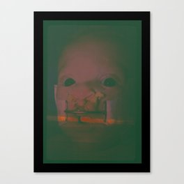 Baby in Hell Canvas Print