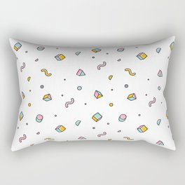 I love the 90s Rectangular Pillow