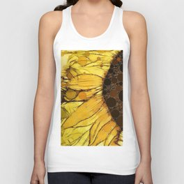 :: Sunshine in a Flower :: Unisex Tank Top