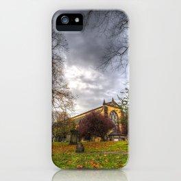 Greyfriars Kirk Church Edinburgh iPhone Case