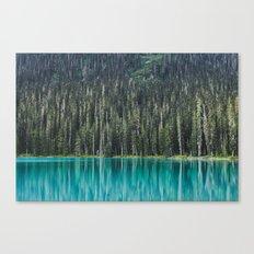 Joffre Lake Canvas Print