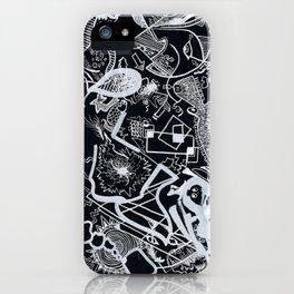 In Black iPhone Case