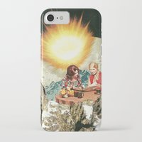 breakfast iPhone & iPod Cases featuring breakfast by Caroline A