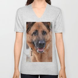 Do you want to play with me? Unisex V-Neck