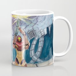 Super Metroid Fan Art Coffee Mug