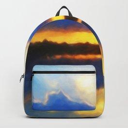 Big Cypress Sunrise Backpack