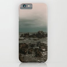 Dark Blue Rocky Ocean Slim Case iPhone 6s