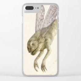 Serra Exercitus Clear iPhone Case