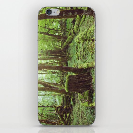 Mossy Forest iPhone & iPod Skin