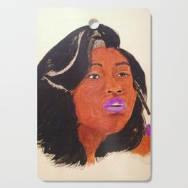 Jazmine Sullivan Cutting Board
