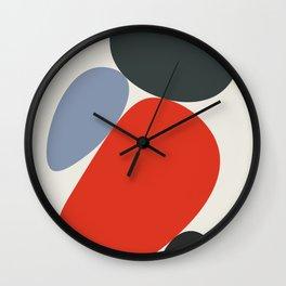 Abstract No.14 Wall Clock