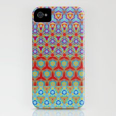 Kaleidoscope  iPhone (4, 4s) Slim Case