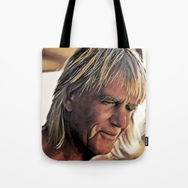 George Greenough Portrait 2017 Tote Bag