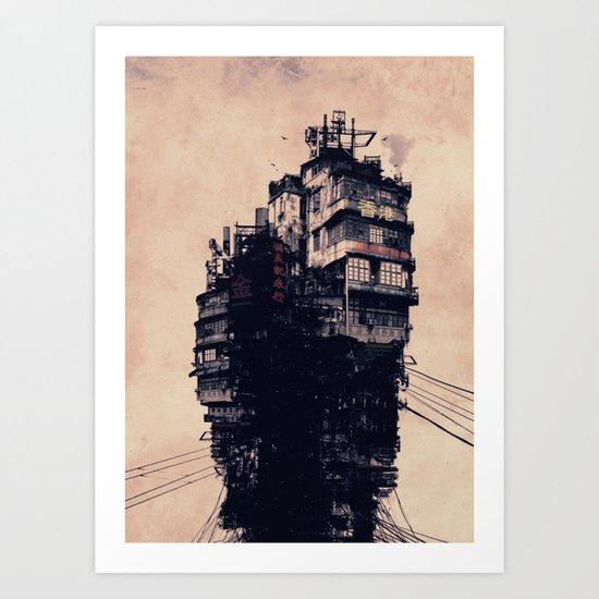 HK Art Print