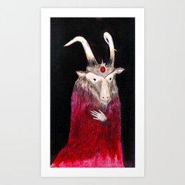 Belatucadros Art Print