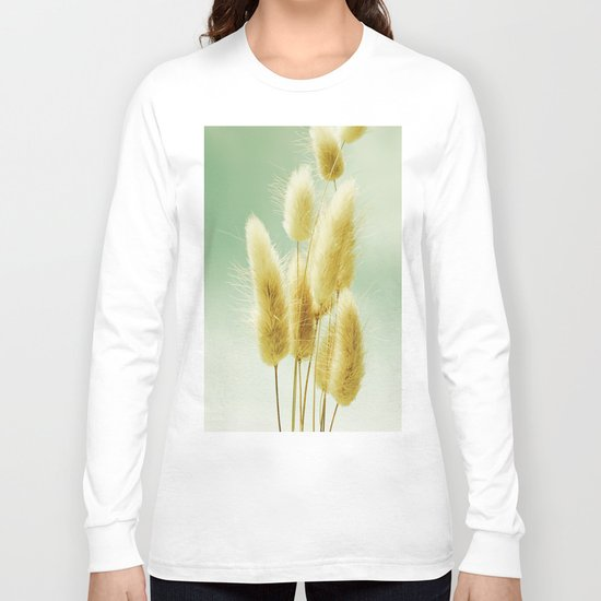 Golden Grass Long Sleeve T-shirt
