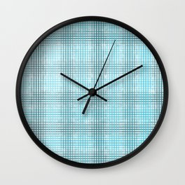 Cell pattern Wall Clock