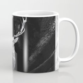 Deer in a montain Coffee Mug