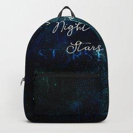 Stars eternal Backpack