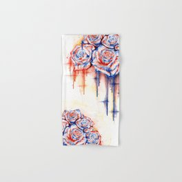 Roses Hand & Bath Towel
