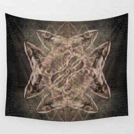 Chrysalis — Spun Gold Wall Tapestry