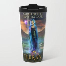 Land Of Terran - Soul Stone Mage Seris: Book 4 Travel Mug