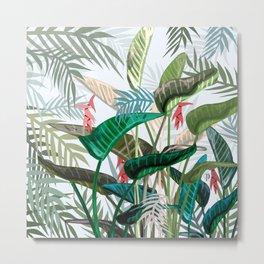 Exotic garden Metal Print