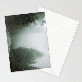 Foggy Road Stationery Cards