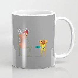 Super Mother Hunter Coffee Mug
