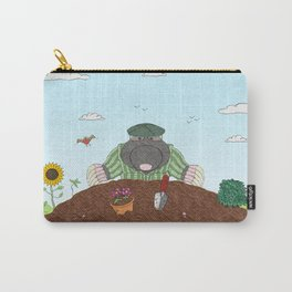 Country Mole Carry-All Pouch