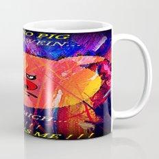 PIG - PHONE . Mug