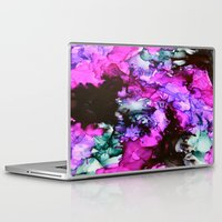 siren Laptop & iPad Skins featuring Siren by Claire Day