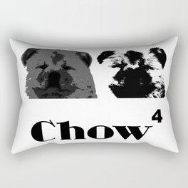 Dog Math Rectangular Pillow