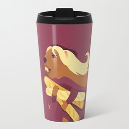 Animal Fashion: B is for a Brigitte Bardot Beaver Travel Mug