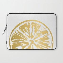 Gold Citrus Laptop Sleeve