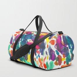 watercolor color study vol 2 Duffle Bag