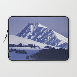 Back-Country Skiing - 8 Laptop Sleeve